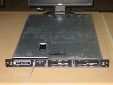 Dell PowerEdge R300 Intel Xeon X3323 2.5GHz Quad Core 8GB Perc 6/iR SAS Raid