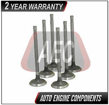 Exhaust Valve Set For Ford Mercury Ranger Taurus Sable 3.0 L  OHV #5025-6