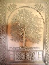 Ash Tree - A4 Handmade Leather Sketchbook Journal Diary -Pages of Cartrdge Paper
