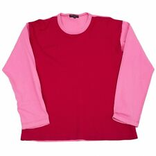 COMME des GARCONS HOMME Switching Dyed Tops Size S(K-37034)