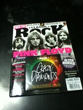 classic rock december 2016 w/promo cd pink floyd cover brand new