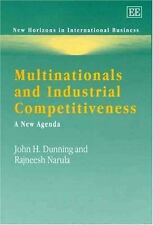 New Horizons in International Business: Multinationals and Industrial...
