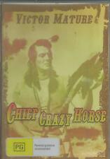 CHIEF CRAZY HORSE VICTOR MATURE NEW ALL REGION DVD