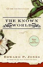 The Known World by Jones, Edward P.