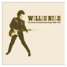 Willie Nile The Arista Columbia Recordings 1980-1991 2-CD NEW SEALED