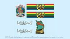 Viking Bicycle Decals-Transfers-Stickers #5