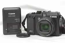 Canon PowerShot G1X 14.3 MP Digital Camera Black SN421051000010 from Japan