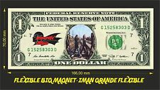 BARON ROJO IMAN BILLETE 1 DOLLAR BILL MAGNET