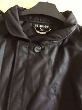 Mens Religion Black Military Smart  jacket - size XL