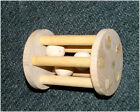LIMITED EDITION!!! Rattle Roller Toy for Pet Bunny Rabbits
