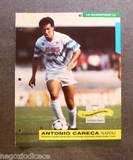 [GCG] BB56 - Clipping-Ritaglio - 1990 - CARECA - NAPOLI