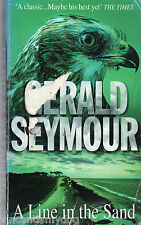 A Line in the Sand by Gerald Seymour (Paperback, 2000)
