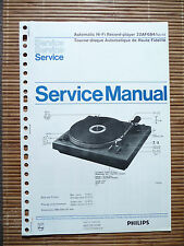 Service MANUAL PER PHILIPS 22 AF 684, ORIGINALE