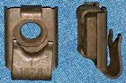 ▲24 NOS AUVECO OLD U-NUTS 1940s 40s FENDER ▲ MOLDING TRIM NUT 1/4-28 Fine THREAD