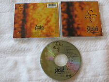 PRINCE - The Gold Experience CD 1995 CANADA pressing inserts water damaged