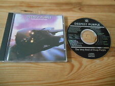 CD Rock Deep Purple - Deepest Purple / The Very Best Of .. (12 Song) EMI HARVEST