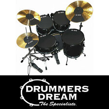 Vic Firth Drum Mutes sets Rubber pads Silencer Mute MUTEPP4