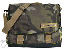 Obsessed Camouflage Camo Large Shoulder Cross Body Bag Travel School Messenger