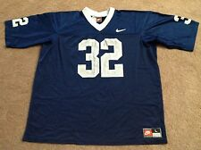 Nike Team PENN STATE Nittany Lions Football Home Jersey # 32 LARGE Carter Suhey