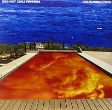 2LP RED HOT CHILI PEPPERS CALIFORNICATION  VINYL