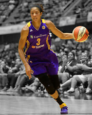 WNBA Los Angeles Sparks CANDACE PARKER Glossy 8x10 Photo Spotlight Poster Print