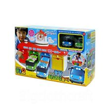The Little Bus Tayo Talking Central Bus Garage Play Set
