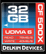DK Pro 32G UDMA Compact Flash card for Canon 400D 20D 20Da 30D 40D 50D 300D 350D