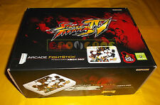 ARCADE FIGHTSTICK STREET FIGHTER IV COLLECTOR'S EDITION XBOX 360 ○ USATO - AI