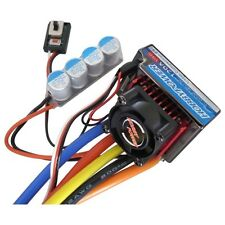 120A V3.0 Sensored Brushless Speed Controller ESC for 1/8 1/10 1/12 Car Crawler
