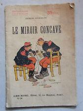 Le Miroir Concave Georges Courteline 1929
