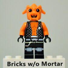 New Genuine LEGO Kranxx Minifig Space Police 3 5970 5974