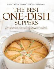 Best One-Dish Suppers by America's Test Kitchen Editors and Cook's Illustrated M