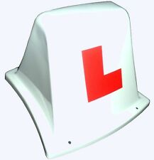 DRIVING SCHOOL ROOF SIGN MAGNETIC DINKY TOP-HAT INSTRUCTOR SIGN LEARNER VEHICLE