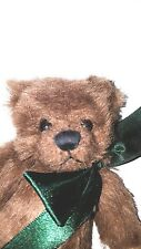 Ganz Cottage Collectibles Small Teddy Bear ~ Wally ~ Jointed Mary Holstad w/tag
