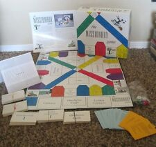 The Missionary Game LDS MORMON Board Game Latter-Day Saints