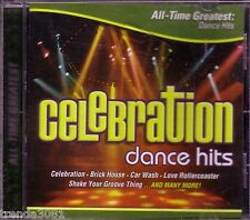 Celebration Dance Hits All Time Greatest CD Classic 70s OHIO PLAYERS MIRACLES