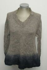 Lauren Vidal - Brown Mohair Jumper - S