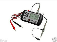 MINI OSCILLOSCOPE HANDHELD DIGITAL SCOPEMETER POCK + Multimeter