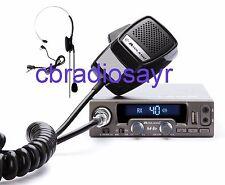 MIDLAND ALAN m10 Multimedia 12 Volt Radio CB CON CUFFIE USB/Bluetooth opzioni