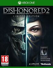 Dishonored 2: Limited Edition XBOX ONE