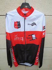 Maillot Veste cycliste RENNES TRIATHLON Kiwami made in France L