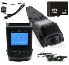 B40 Capacitor A118C HD 1080P Car Dash Video Camera DVR + GPS+ Hard Wire+32GB C10