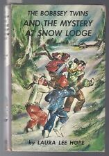 The Bobbsey Twins And The Mystery At Snow Lodge  by  Laura Lee Hope
