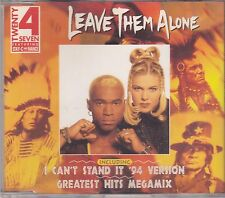 Twenty 4 Seven-Leave Them Alone cd maxi single