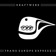 Kraftwerk - Trans Europe Express - NEW LP - SEALED 180g Kling Klang Import