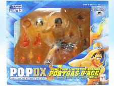 Excellent Model P.O.P One Piece Series NEO-DX Portgas D. Ace Dome Tour Limit...