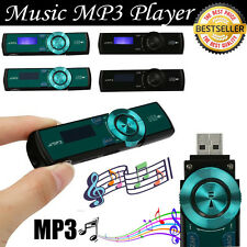 High Speed USB LCD Screen Support 16GB Flash TF Music MP3 Player FM Radio 8COLOR