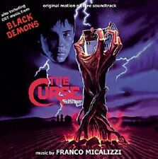 DEMONS III  / THE CURSE - COMPLETE SCORES - LIMITED 500 - OOP - FRANCO MICALIZZI