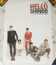 SHINee LUCIFER Hello 2010 Taiwan Promo Poster
