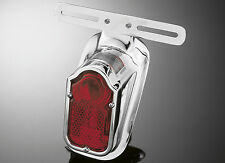 TOMBSTONE Motorcycle/Chopper/ Harley/Metric Rear Tail light/Taillight (68-2101)